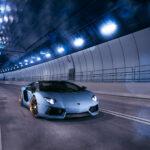 Lamborghini - Miami Tunnel