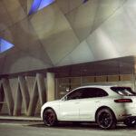 Porsche Macan Miami Car Photographer